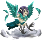 Monsters Harpy