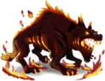 Monsters Hellhound