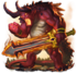 Enemy Monsters Surtur