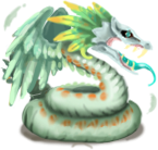 Monsters Quetzalcoatl