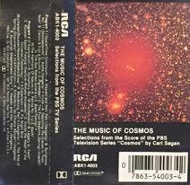 Cos music cassette