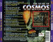Cos music cd back bmg