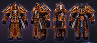 Uther - Judgement cosplay