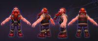 Lost Vikings - Erik cosplay 1