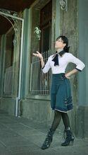 Angela Bermudez - Elizabeth - BioShock