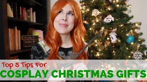 Top 5 Tips for Cosplay Christmas Gifts