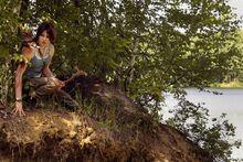 Zyunka Muhina - Lara Croft