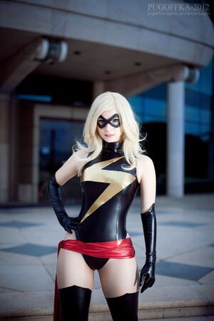 Enji Night-MsMarvel