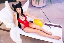 Lindsay Elyse - Ahri Pool Party