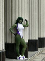 BelleChere - She-Hulk