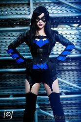 Eve Beauregard - Nightwing
