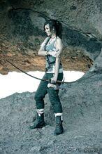 Lindsay Elyse - Lara Croft