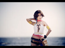 Narga-Lifestream - Yuna