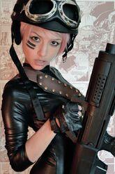 Angela Bermudez - Tank Girl