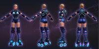 Nova - Roller cosplay 1
