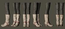 Cidney boots