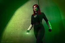 Miss Sinister - Green Lantern