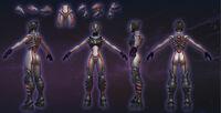 Nova - Master cosplay 1