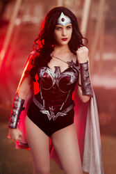 Eve Beauregard - Wonder Woman