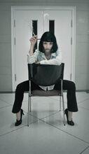 Angela Bermudez - Mia Wallace - Pulp Fiction