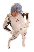 Ivycosplay - Rei Ayanami
