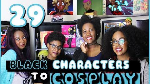 29 Black Characters to Cosplay w Chaka! - Pretty Brown and Nerdy! 29DaysOfBlackCosplay