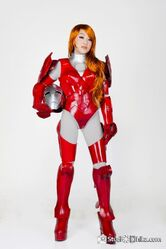 VampyBitMe - Pepper Potts