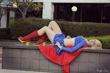 Kayla Erin - Supergirl