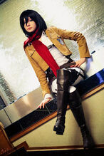 TraumaticCandy - Mikasa Ackerman