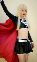 Karen Kasumi - Supergirl 3