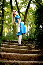 NadiaSK - Alice in Wonderland