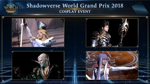 Shadowverse World Grand Prix 2018 Cosplay Showcase