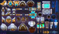 Uther - Medic cosplay 2