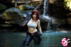 Eve Beauregard - Black Widow