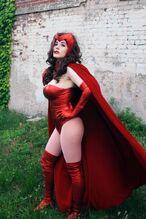GalaktikMermaid - Scarlet Witch
