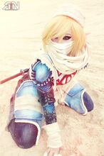 DeAnna Davis - Sheik