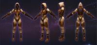 Valla - Angelic cosplay 1