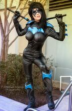 Danielle Beaulieu - Nightwing