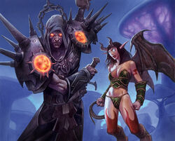 Warlock-Warcraft