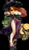 Dragon's Crown Sorceress