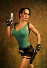 Hannuki - Lara Croft