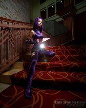 Sara Moni - Psylocke