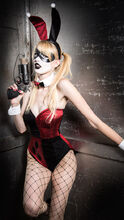 Nihilistique - Harley Quinn - Bunny suit