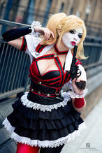 Ju Tsukino - Harley Quinn