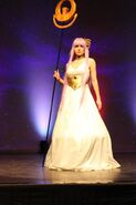 Athena by Sakura-Tsubasa from Cosplay