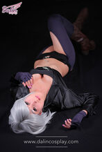 Dalin Cosplay - Angel - King of Fighters
