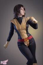 Dalin Cosplay - Kitty Pryde