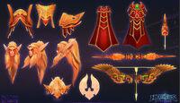 Tyrande - Blood elf cosplay 2