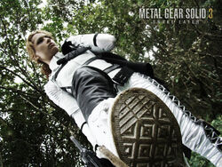 Angela Bermudez - The Boss - Metal Gear Solid