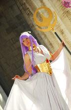 Ivycosplay - Athena